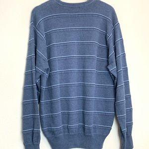 Izod Sweaters - Men's IZOD 100% Cotton Knit Sweater Size XL
